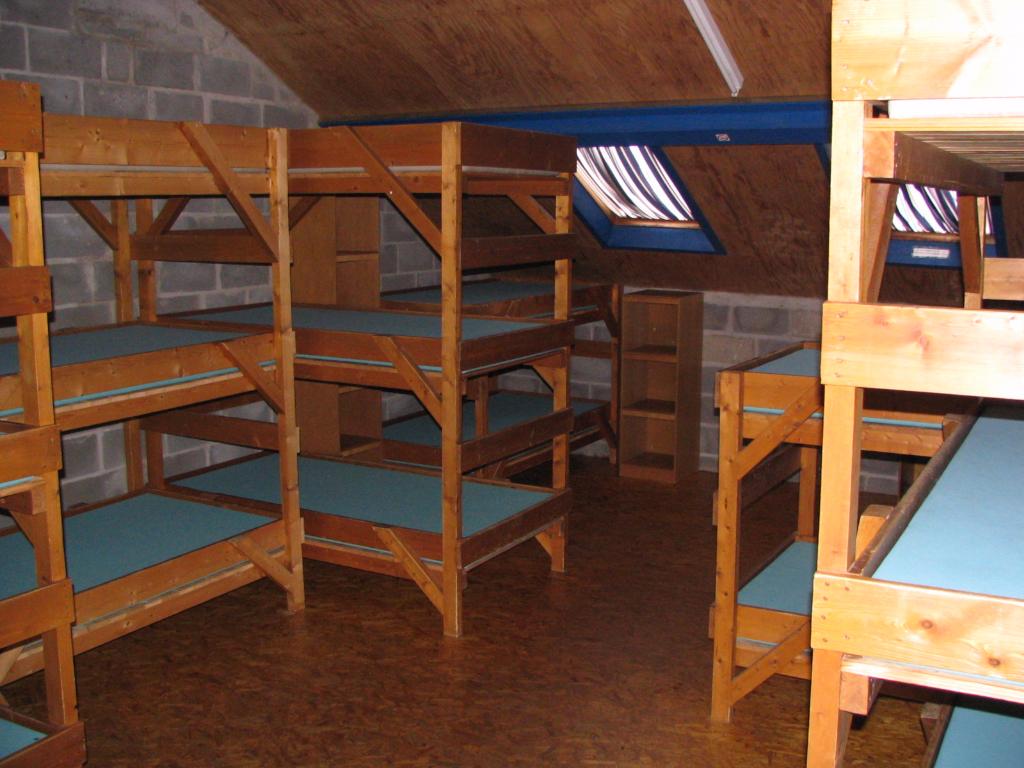 Chambres Gîte 72 personnes
